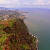 Looking East From The Lookout at Cabo Girao - Funchal, Madeira
