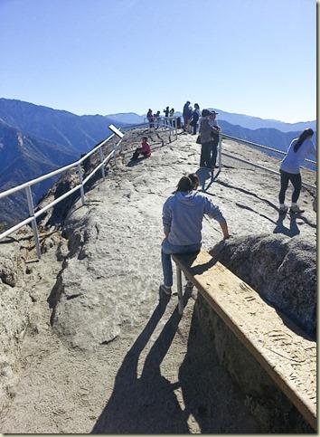 Sequoia NP Climbing Moro Rock_18
