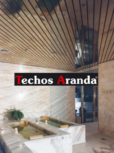 Techos en La Oliva