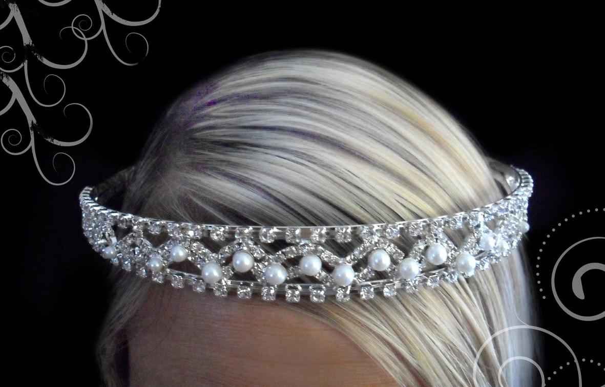 Wedding Greek Tiara Wallpaper