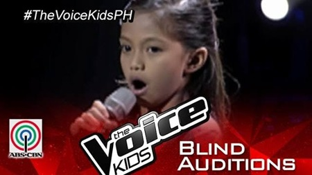 The Voice Kids PH - Aihna Imperial