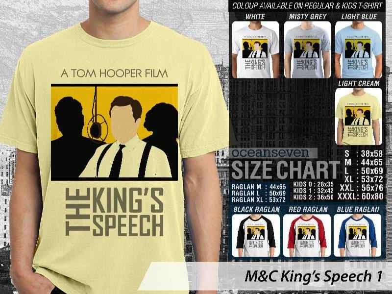 KAOS film Movie Kings Speech 1 Film Cinema distro ocean seven