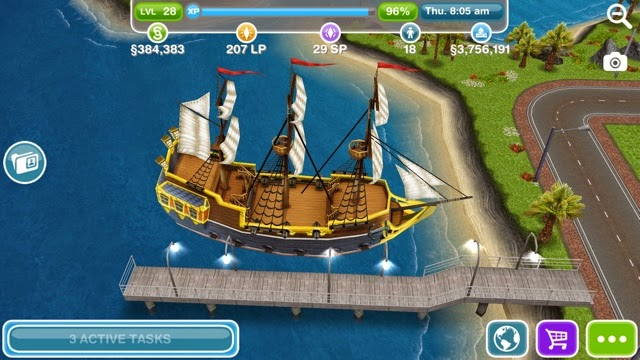 New Hairstyle Quest Sims Freeplay : Sims freeplay the pirate and his goddess quest ~ greenoid gemzicle