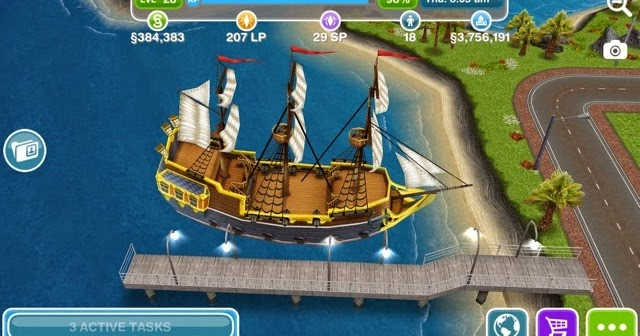Sims Freeplay Pirate Riddle