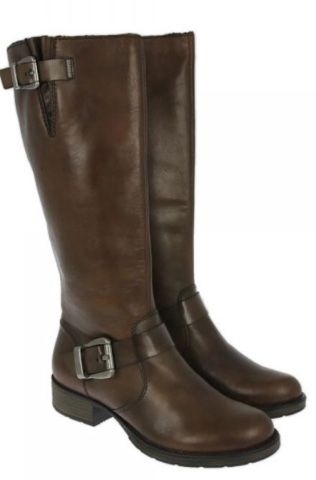 Shoetique Rieker boots in brown