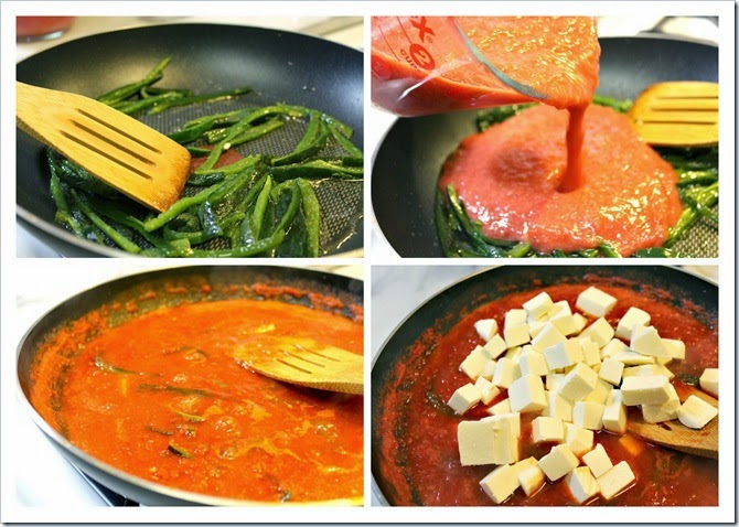 How to marry cheese and tomato | Instructions step by step