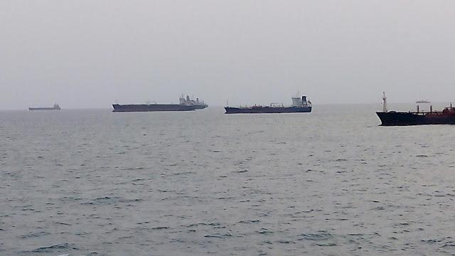 Lagos Ship Anchorage