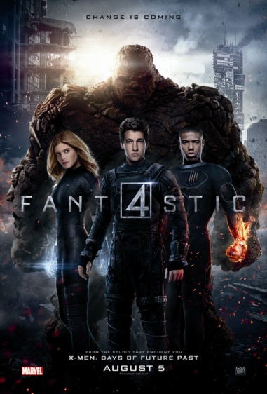 Fantastic Four - Poster