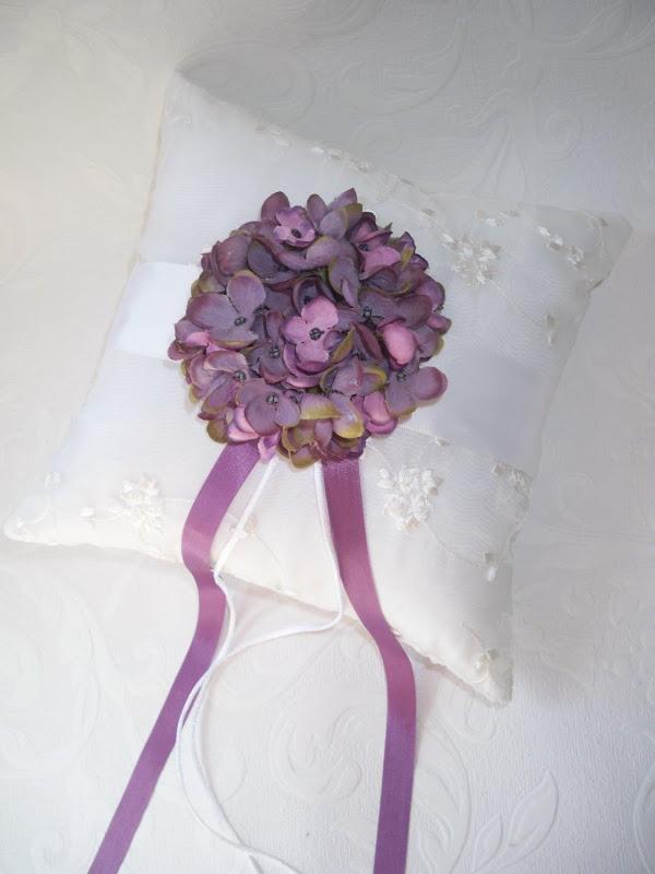 Victorian Lilac Hydrangeas On title=