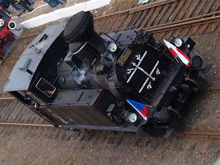 czeska lokomotywa depu Luzna u Rakovnika