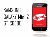 Cara Root Samsung Galaxy Mini 2 Tanpa PC