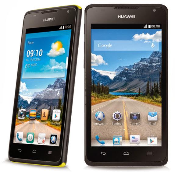 Huawei Ascend Y530 - Spesifikasi Lengkap dan Harga