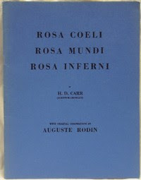 Cover of Aleister Crowley's Book Rosa Coeli Rosa Mundi Rosa Inferni