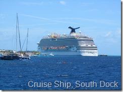 004 Cruise Ship at South Dock
