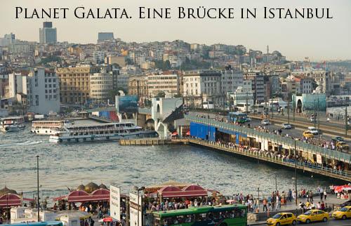 Galata. Most w Stambule / Planet Galata. Eine Br?cke in Istanbul (2010) PL.TVRip.XviD / Lektor PL