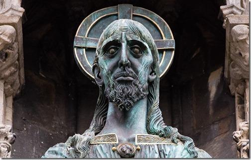 gp - Copper Christ