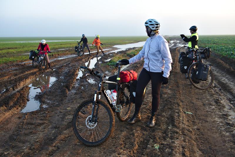 La Rovine vs Biciclistii hotarati.