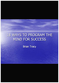 Cover of Brian Tracy's Book 18 Ways To Program The Mind For Success