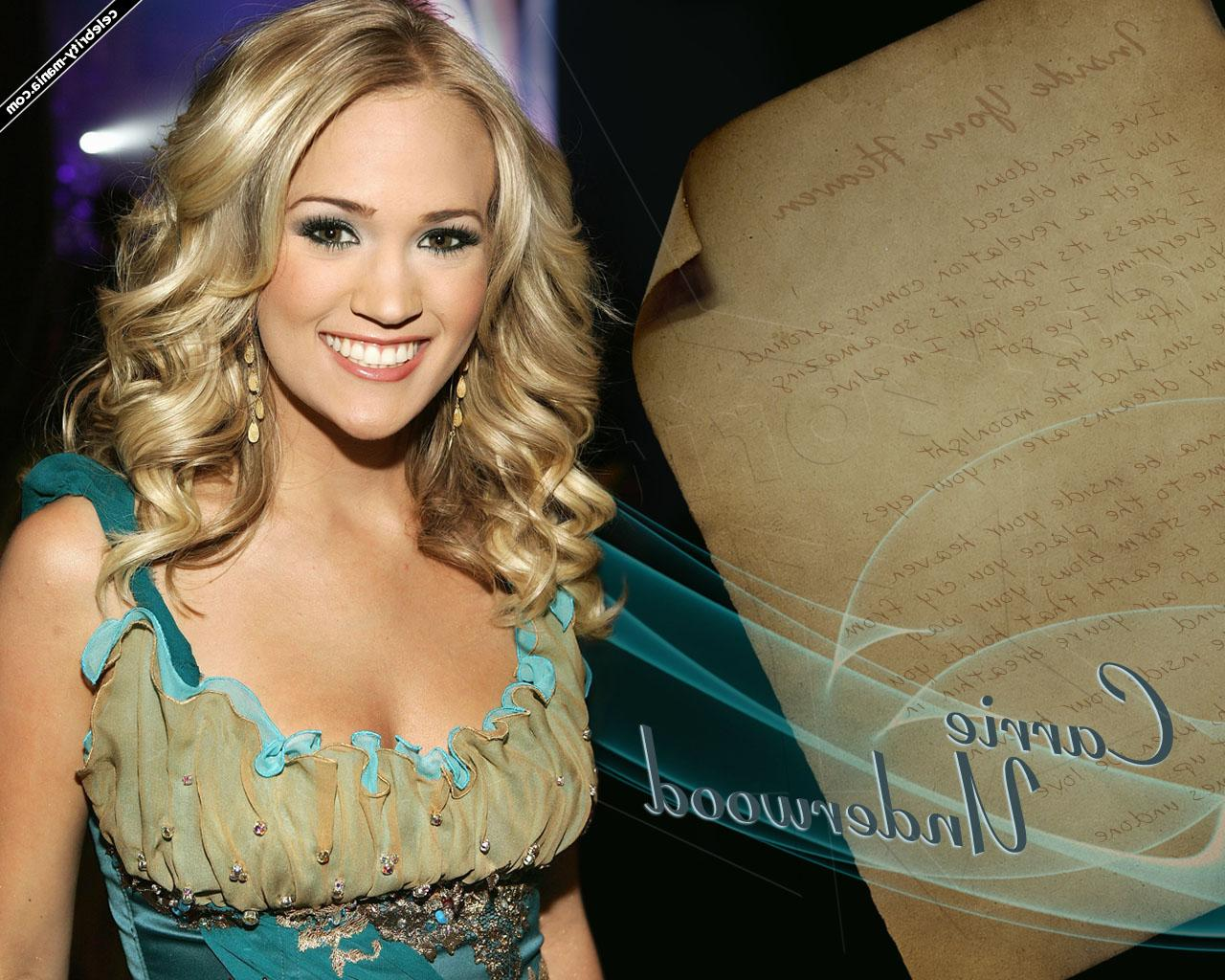 Carrie Underwood Wedding Dress