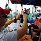Pegando a lancha pra Isabela - Puerto Ayora, Santa Cruz - Galápagos, Equador