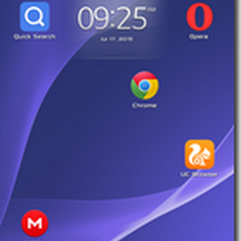 Xperia z2 For Infinix Hot Note/Pro {Mt6592}
