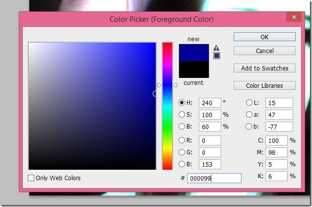 tutorial trik efek photoshop efek