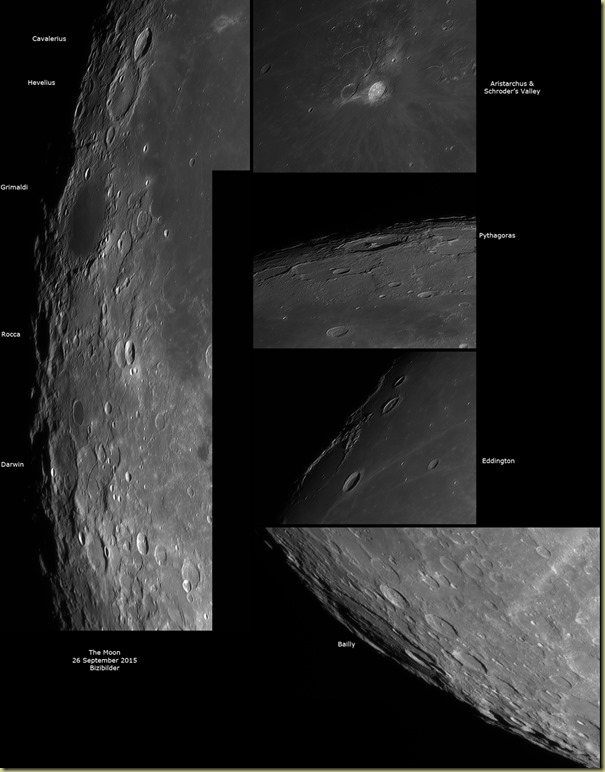 The Moon 26 September 2015 Mosaics JPEG