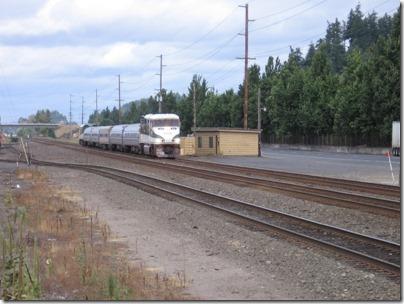 IMG_8691 Amtrak Cascades F59PHI #469 in Kalama, Washington on August 25, 2007