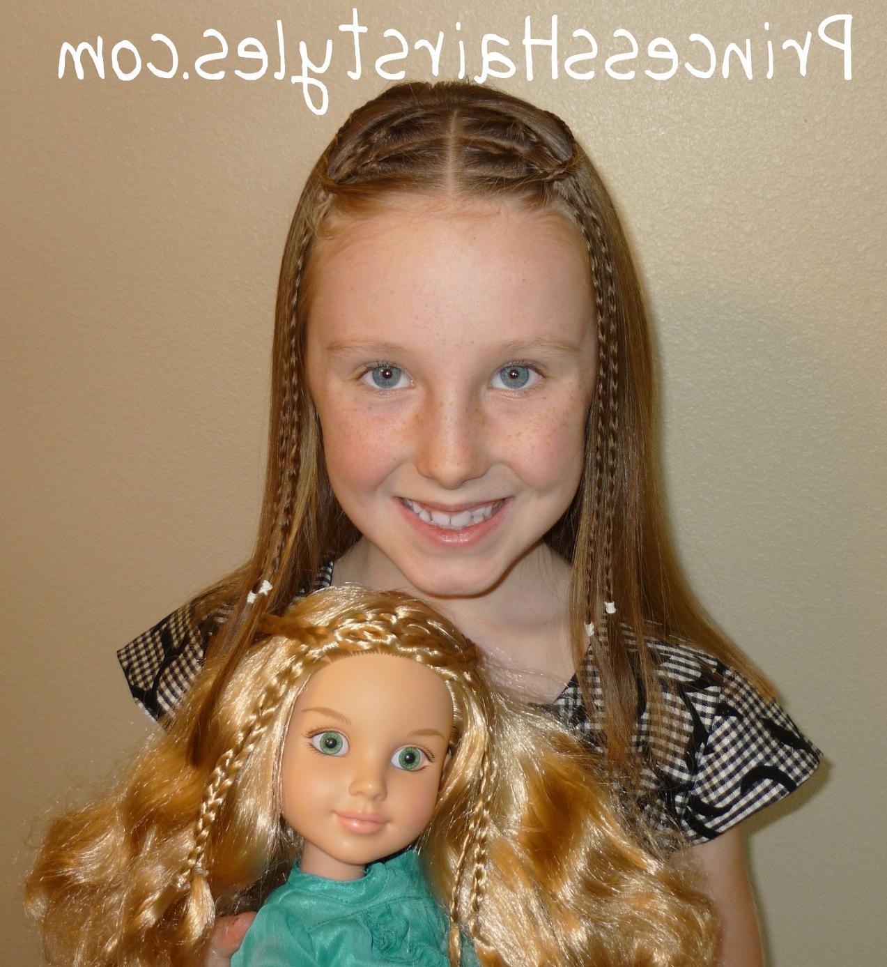 We love bohemian braids,