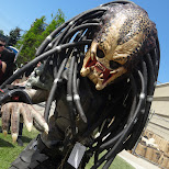 Predator at Anime North 2014 in Mississauga, Ontario, Canada