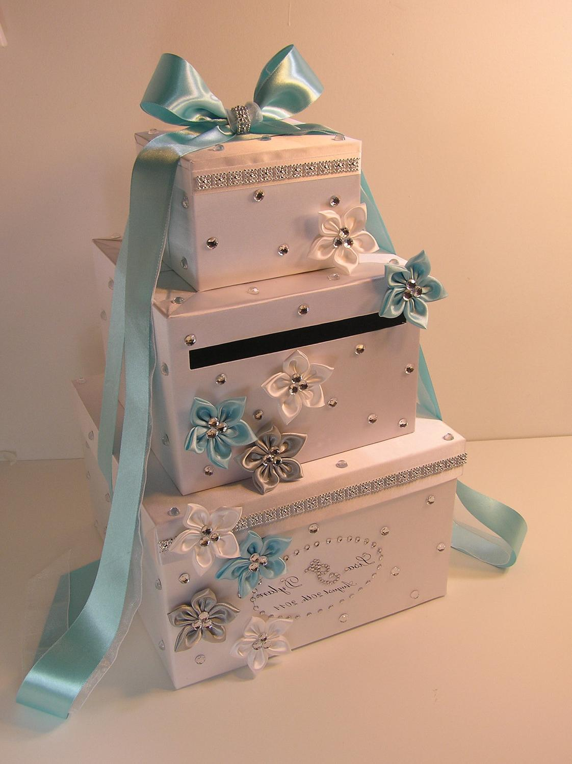 Wedding Gift Box Ideas : White_Wedding_Card_Box_Gift_Card_Box_Money_Card_Box_HolderCustomize ...