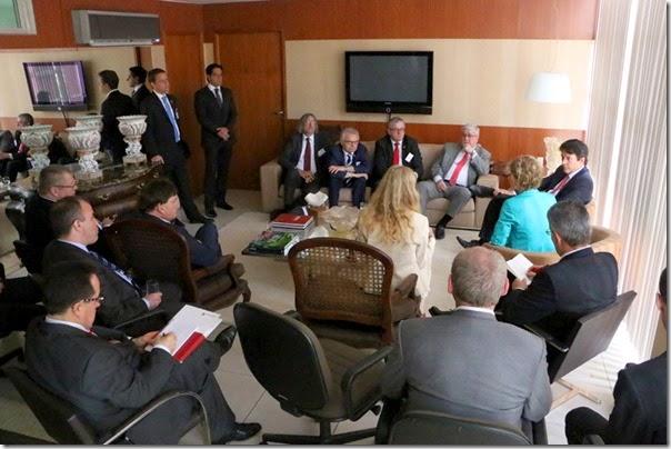 Delegação Politica da Alemanha_Demis Roussos (9)