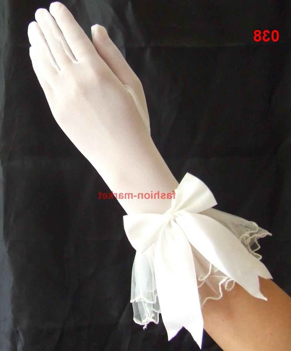 Free shipping Mix order 20pairs  lot Wedding gloves Bridal Gloves Evening