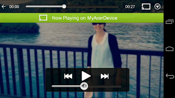Screenshot of abVideo