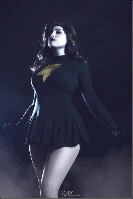 Dark Mary Marvel