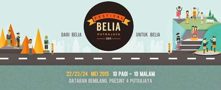 poster festival belia putrajaya 2015