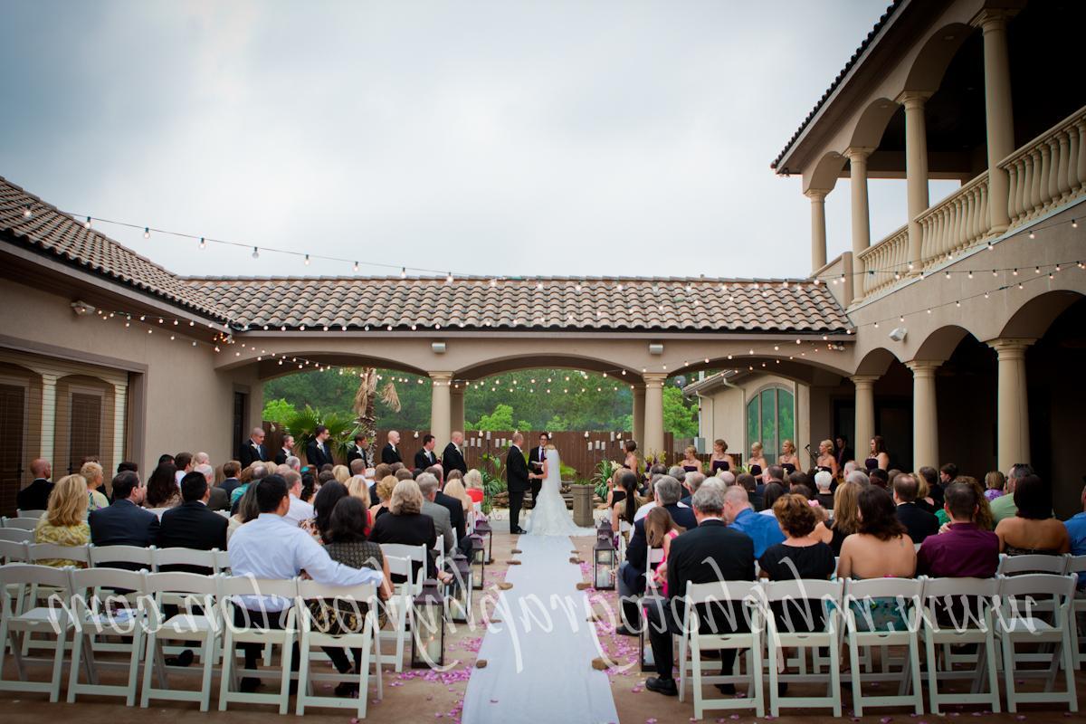 tuscan wedding reception ideas