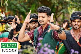 Puli Biggest Release For Vijay In Overseas : Movie News
