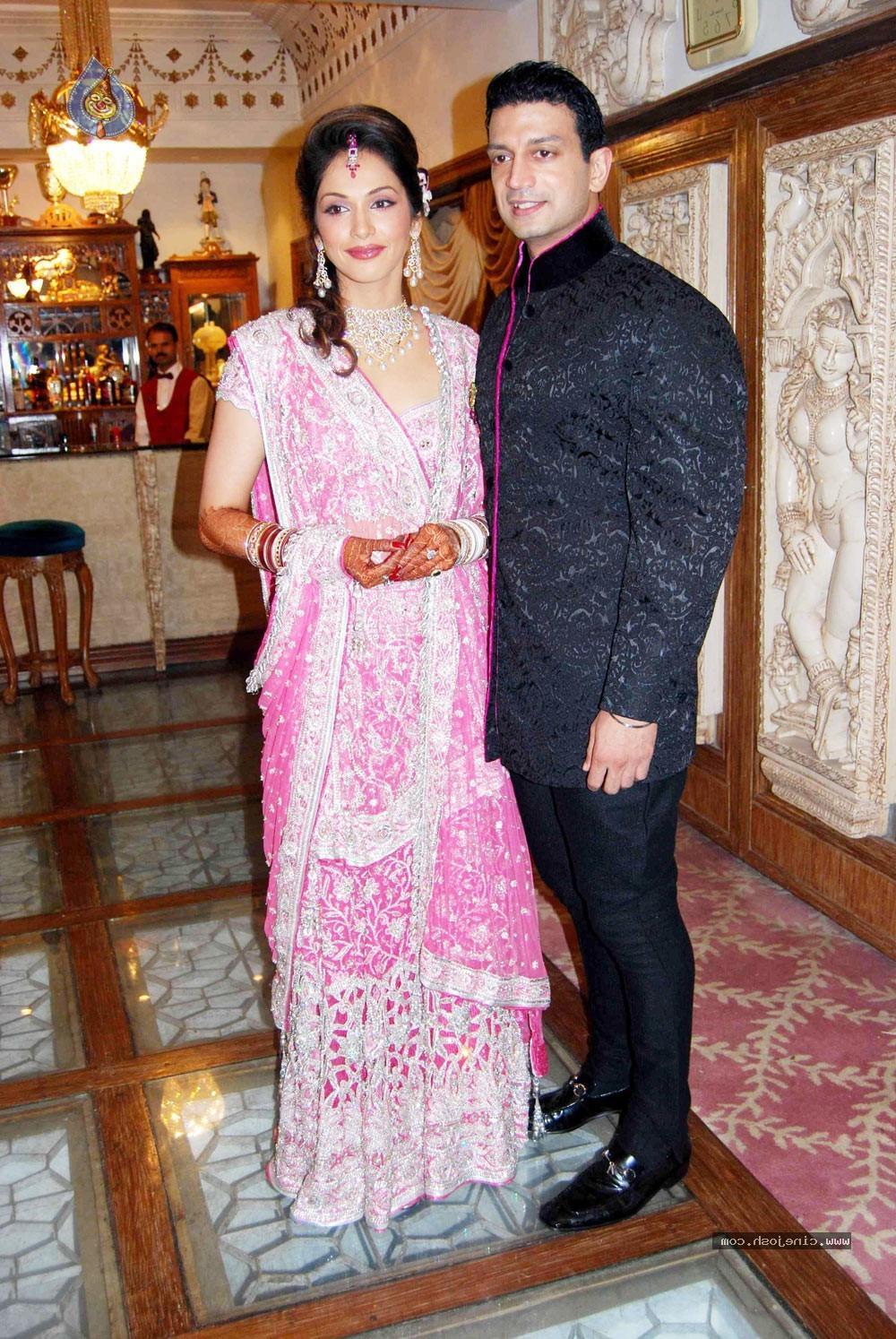 Isha Koppikar Wedding Celebrations