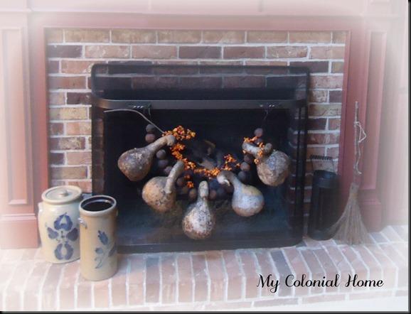Fireplace hearth 2015
