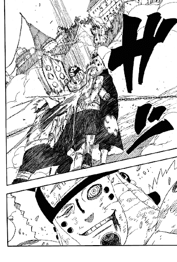 Naruto One Manga page 11