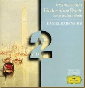 Barenboim Mendelssohn