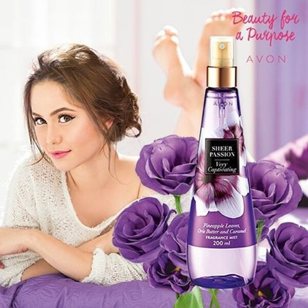 Jessy Mendiola for Avon 3