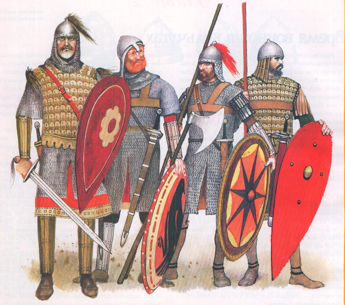 how to become varangian guard
