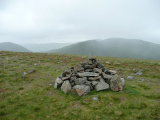 Gray Crag Summit