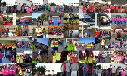 Voluntarios Media Maraton
