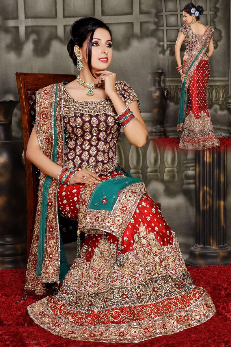 Indian-Wedding-Wear