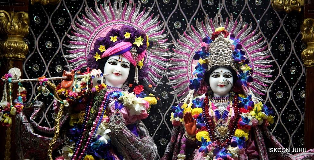 ISKCON Juhu Sringar Deity Darshan 20 Jan 16 (6)