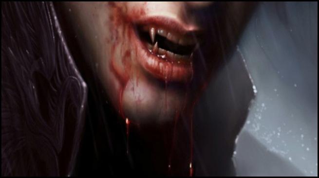 Vampiro abandonado
