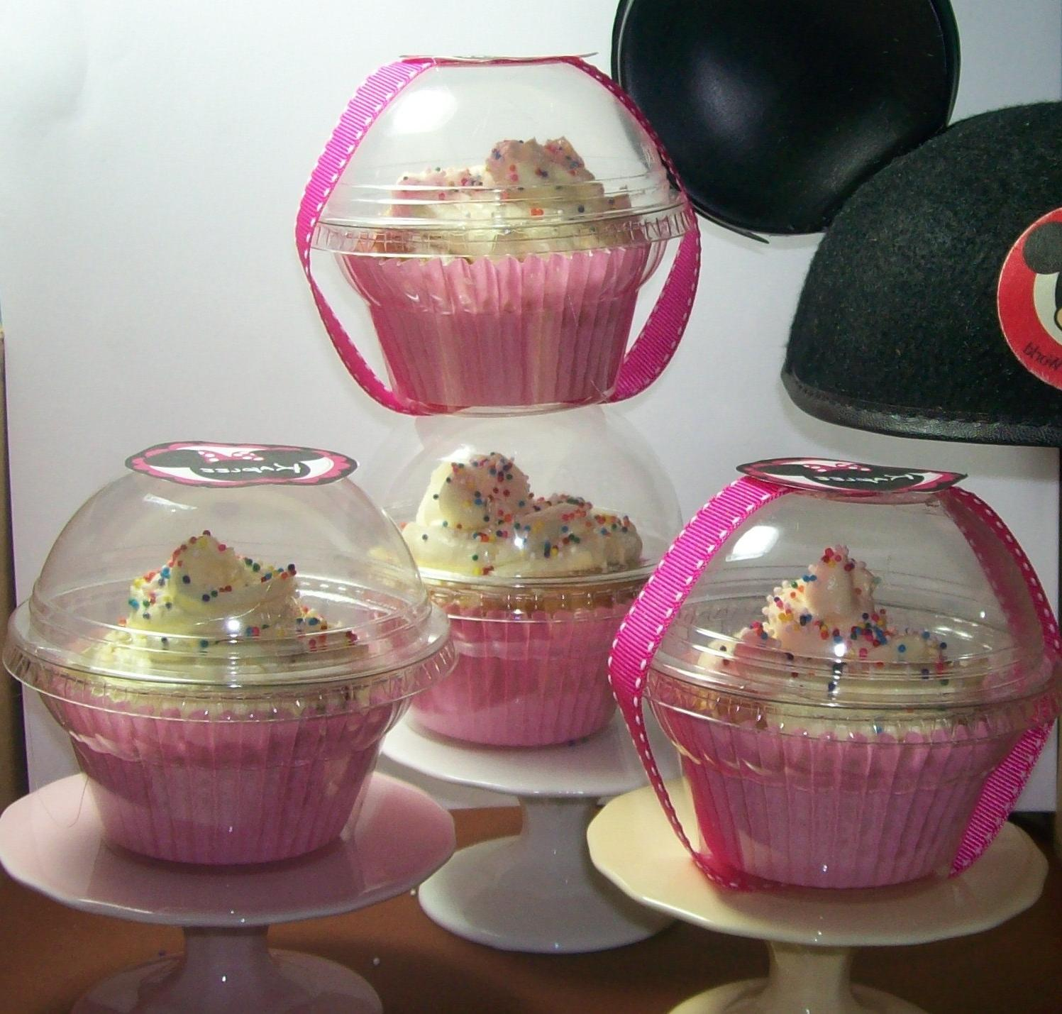 60 Cupcake Favor Boxes - PRIORITY SHIPPING. From cupcakegatherings